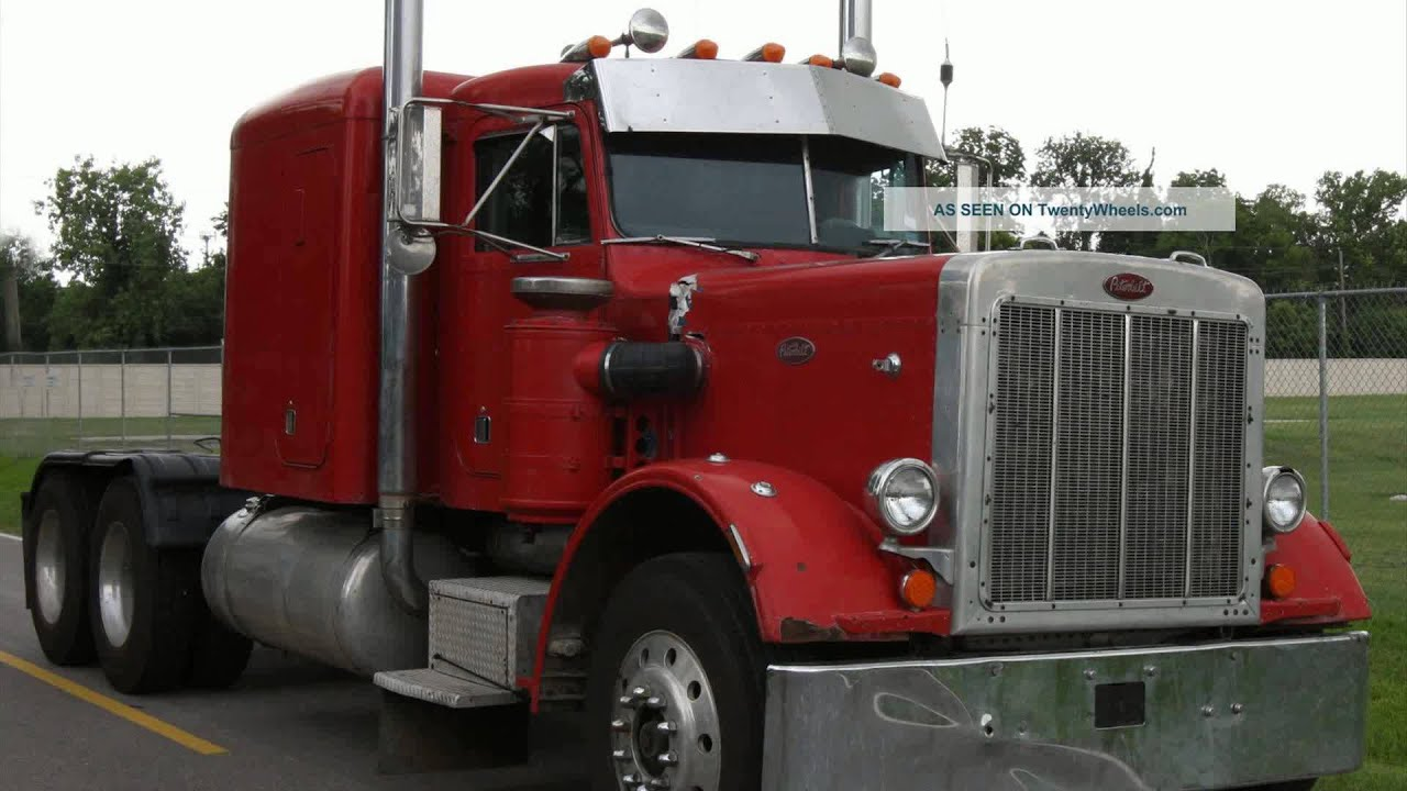 maxresdefault 1981 peterbilt 359 youtube 359 peterbilt wiring diagram at soozxer.org