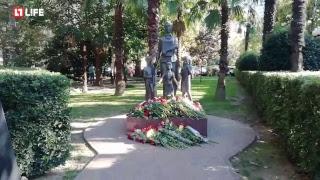 Сочи скорбит о погибших в Керчи