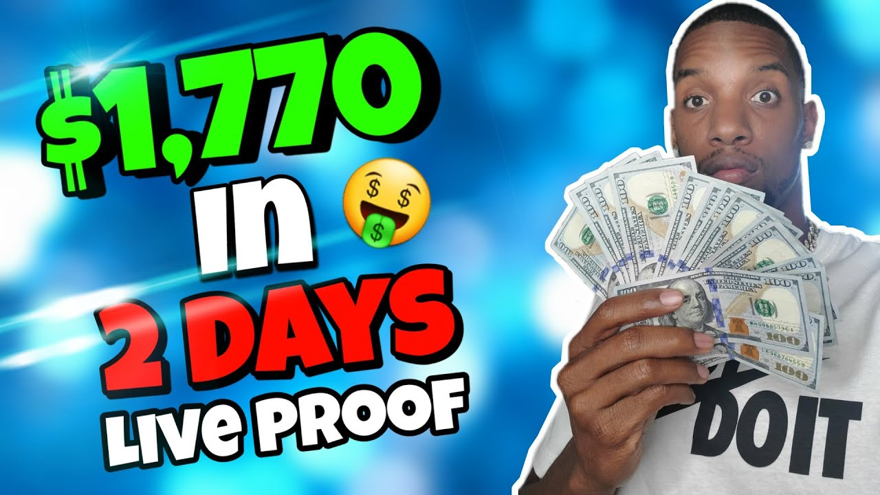 FOREX $1,770 IN 2 DAYS USING NBA STRATEGY   JEREMY CASH ...