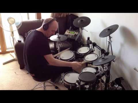 The Primitives - Crash ('95 Mix) (Roland TD-12 Drum Cover)
