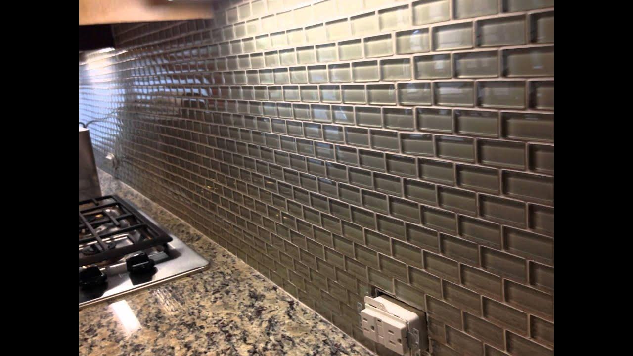 highland homes texas - new home bad kitchen backsplash