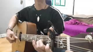 Nước Ngoài - Phan Mạnh Quỳnh ( guitar cover )
