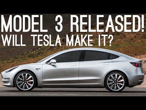 Tesla Model 3 Starts Production! | Make or Break For Tesla