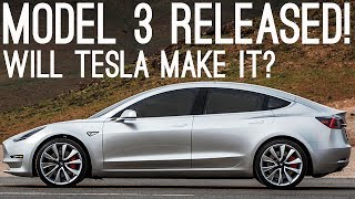 Tesla Model 3 Starts Production! | Make or Break For Tesla