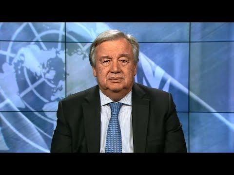 Mensaje del Secretario en recuerdo de las víctimas de la ONU en Bagdad