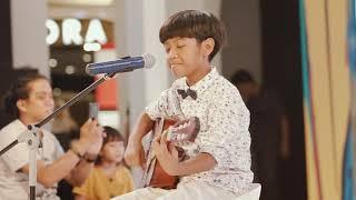 I'll Be There - Jackson 5 cover by The Sasonos Fam MP3