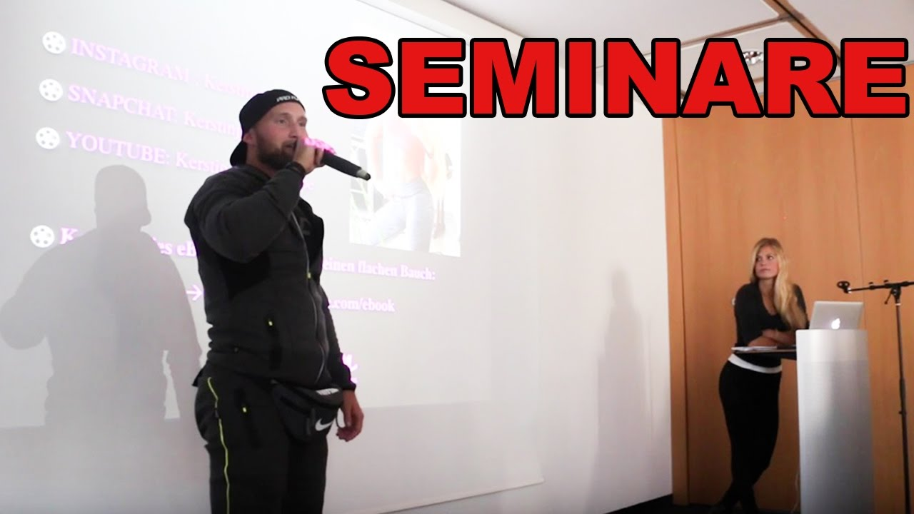 veni vidi vegan seminare teil 2 2 kerstin jurek karl ess lisa dietz youtube. Black Bedroom Furniture Sets. Home Design Ideas