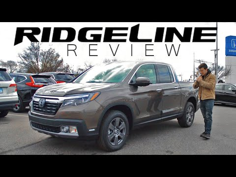 I Was Completely WRONG About The 2020 Honda Ridgeline