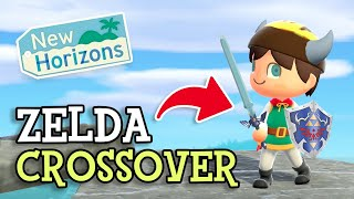 Animal Crossing New Horizons ZELDA CROSSOVER at E3 (RUMOUR EXPLAINED) How Could It Work? Speculation