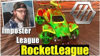 ERKENNST DU DEN FAKE SILBERSPIELER? - Rocket League [Deutsch/German]