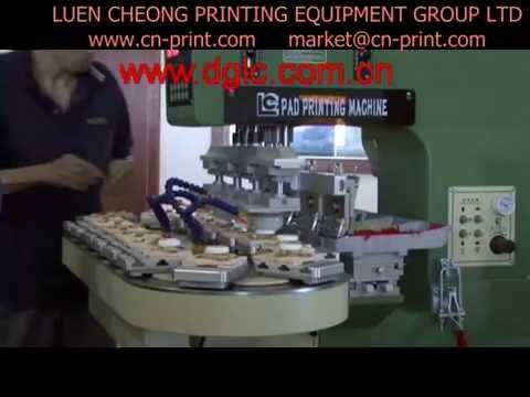 Four Colour Pad Printing Presses.html LC-SPM-150/16