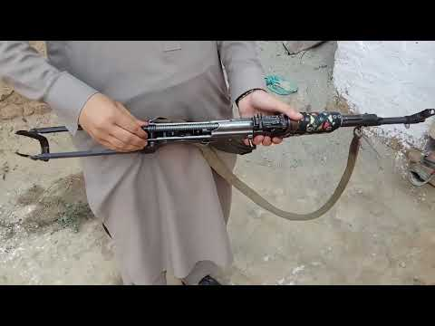 How to clean you're AK 47