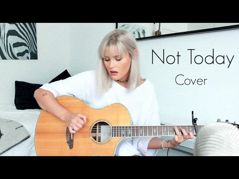Not Today - Imagine Dragons (Cover by Lilly Ahlberg)