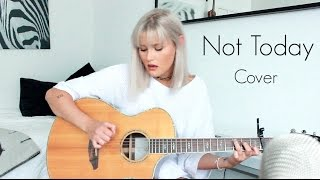 Not Today Imagine Dragons Cover by Lilly Ahlberg