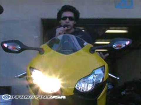 2008 Honda CBR1000RR - Sportbike Motorcycle First