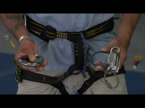 Rock Climbing Equipment & Techniques : What Do I Need To Start Rock Climbing?