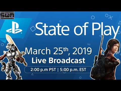 Sony Announces Their Own Nintendo Direct: State of Play