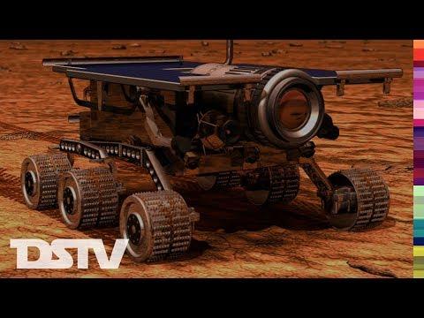 NASA'S MARS PATHFINDER - 20TH ANNIVERSARY SPECIAL