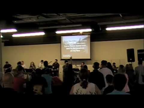 VINEYARD CHURCH AVONDALE  1ST SUNDAY SERVICE IN NEW BUILDING JULY 2009