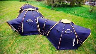 Топ 5 САМЫХ КРУТЫХ ПАЛАТОК |Кемпинг палатка, тент для похода(Топ 5 САМЫХ КРУТЫХ ПАЛАТОК |Кемпинг, тент для похода В этом видео мы подобрали топ 5 практичных и инновационн..., 2017-03-11T13:51:14.000Z)