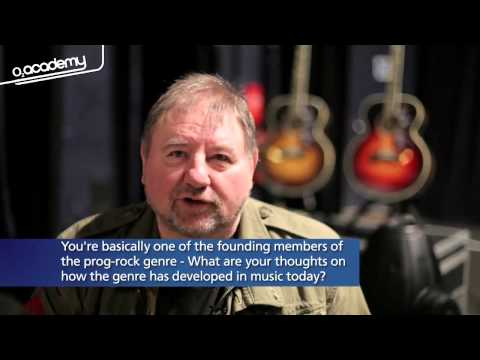 Greg Lake Interview - Sampled By Kanye West