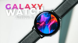TEST Samsung Galaxy Watch Active 2 : toujours l'Apple Watch d'Android ! Mon avis