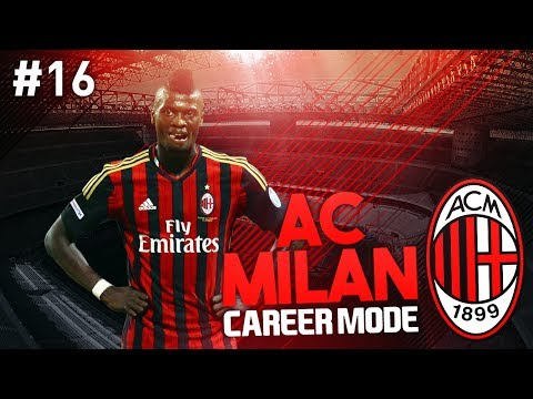 CAN WE WIN THE LEAGUE?! AC MILAN CAREER MODE #16 (FIFA 17)