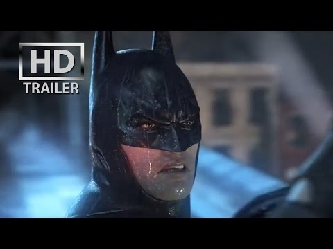 Batman Arkham City | OFFICIAL trailer (2011) Hugo Strange