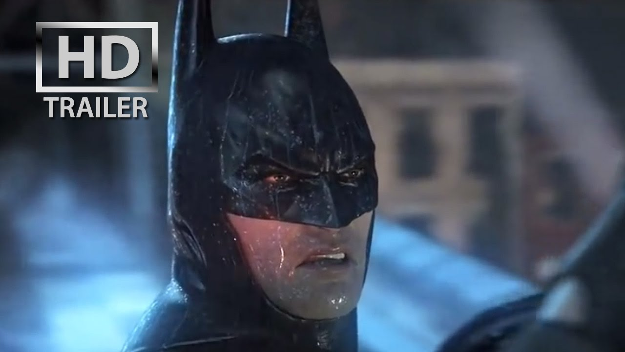 batman arkham city trailer - photo #36
