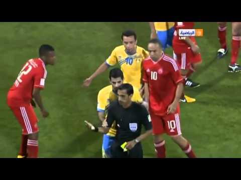 Football : Bagarre entre Nenê et Kharja 19/03/13