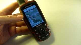 Garmin GPSmap 62s (handheld GPS)