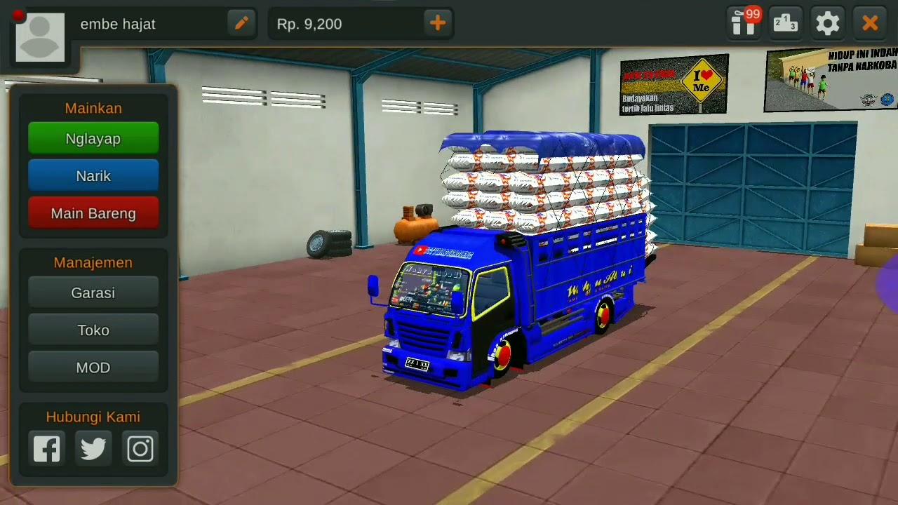 96 Mod Mobil Truk Oleng Terbaru