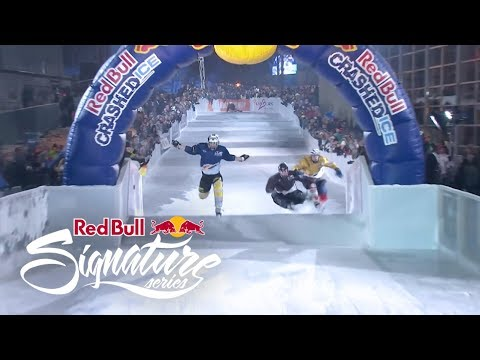 Red Bull Signature Series - Crashed Ice Valkenburg 2012 FULL TV EPISODE 2