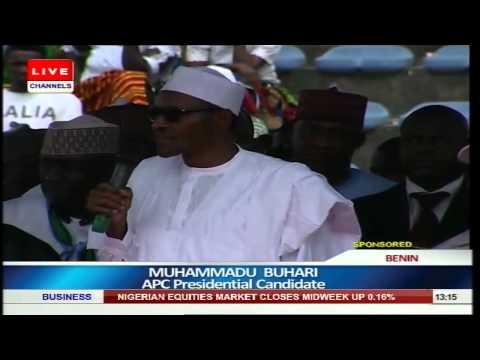 Buhari Woos Benin Indigenes For Votes pt 11