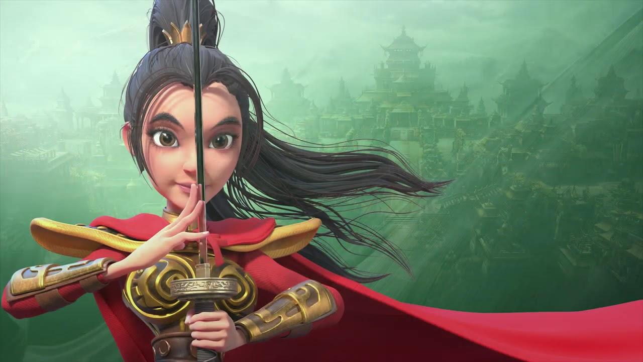 Meet the new commander: Hua Mulan