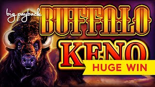 SUPER-EXCITING BONUS CONCLUSION on Buffalo Keno by Aristocrat! If you're new, Subscribe! → http://bit.ly/Subscribe-TBP Buffalo Keno is an awesome ...