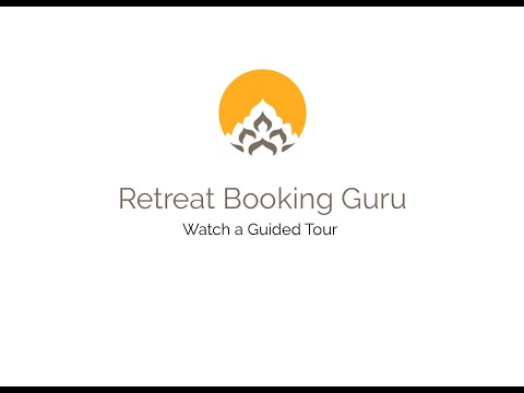Retreat Booking Guru Demo