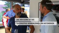 Das war b2Org mit TV Journalist Christof Lang