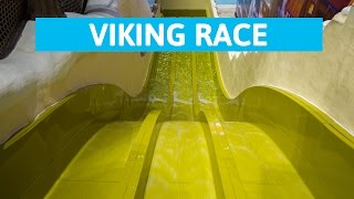 Plopsaqua De Panne - Viking Race Multislide [NEW]