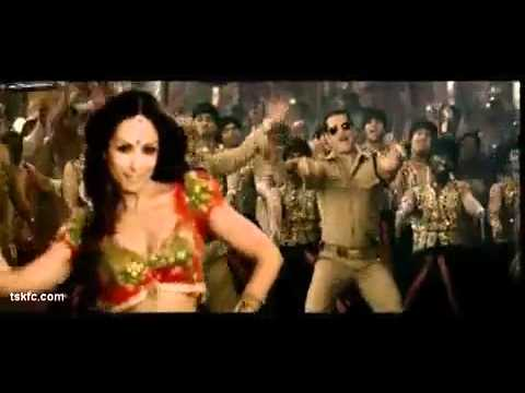 Munni badnaam hui - Dabangg Movie Song - Mika Singh-Malaika Arora - Salman Khan - HD.flv