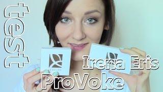 Test! Irena Eris ProVoke! cienie i bronzer - kajmanowa