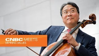 Yo-Yo Ma | CNBC Meets: Defining Values