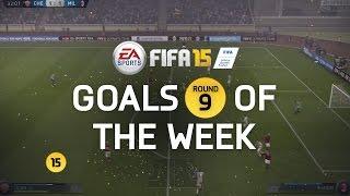 FIFA 15 - Best Goals of the Week - Round 9