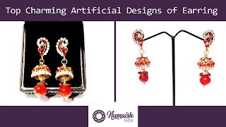 Top & Charming Designs Of Earring | Available Online in India
