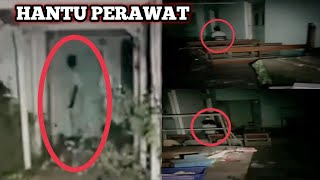 DITEROR HANTU PERAWAT ! 5 PENAMPAKAN HANTU TERJELAS,TERSERAM DAN MENGERIKAN - Scary Videos