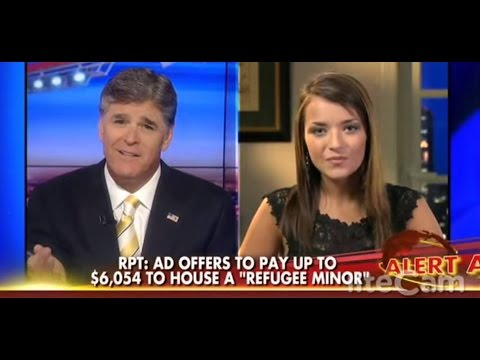 Kristin Tate on Hannity Discussing Child Support for Illegal Immigrants