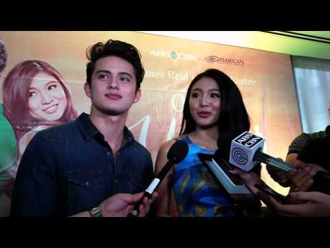 James Reid and Nadine Lustre I On The Wings Of Love: James Reid and Nadine Lustre talk about their newest teleserye,