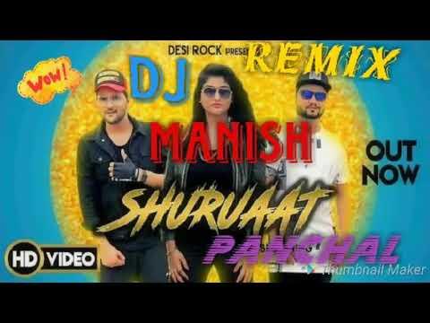 Haryanvi Song 2018 Remix #Shuruaat New Song #Md# KD Mix [HardBass Vibration] by Manish Panchal