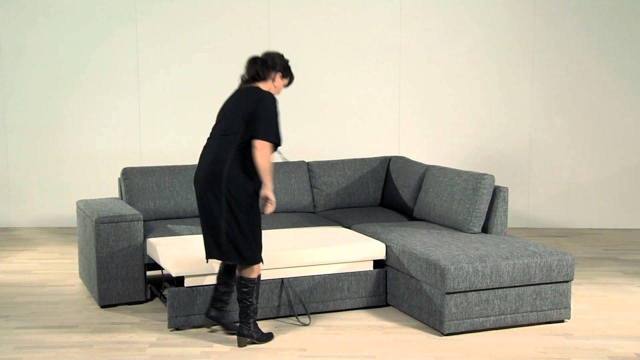 Sensationelle IDEmøbler Sovesofa Devon - YouTube ZW99