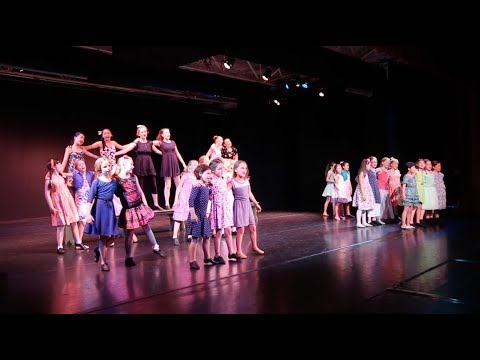 Maine State Ballet: Musical Theater Workshop 2016